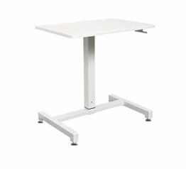 YULUKIA 100001 Gas Lift Sitzen und Stehen, höhenverstellbarer Rechtecktischer Schreibtisch, sit and stand height adjustable desk, Perfect gaming desk, Schreibtische & Workstations, Monitorständer - 1